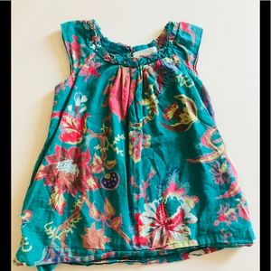PEEK PRETTY FLORAL DRESS WITH POCKETS 2/3